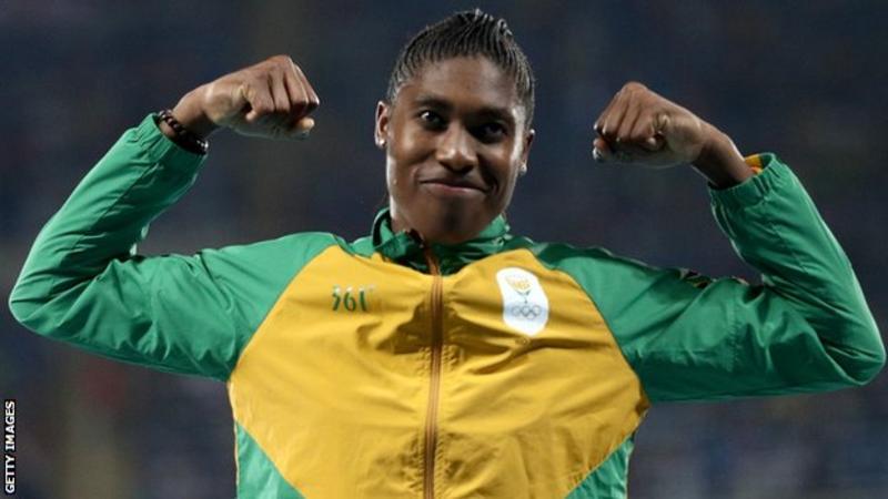 Caster Semenya: El campeón olímpico de 800 metros puede competir tras la sentencia del tribunal suizo