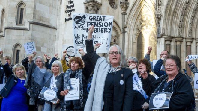 El caso de la edad de jubilación de las mujeres va al Tribunal Supremo