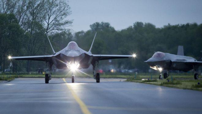 Trump 'preocupado' por la megafusión de 121.000 millones de dólares en el sector de la defensa