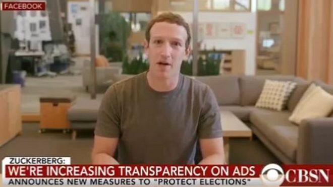 Facebook permite que el video de Zuckerberg permanezca en Instagram