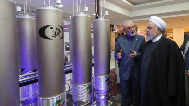 Un acuerdo nuclear con Irán: El límite de uranio enriquecido se superará el 27 de junio