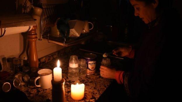 Corte de luz en Sudamérica: Argentina investiga un apagón «sin precedentes»
