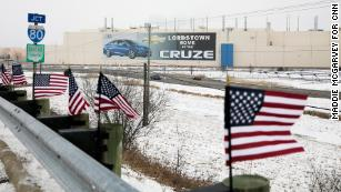 Los empleados de Volkswagen en Tennessee podrían ayudar a determinar el futuro de la United Auto Workers.