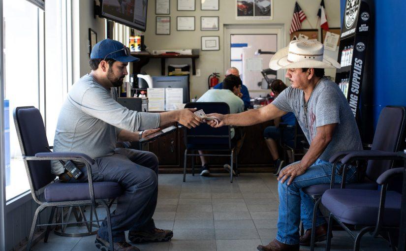 Ciudad fronteriza de Texas siente estrés por la amenaza arancelaria de Trump contra México
