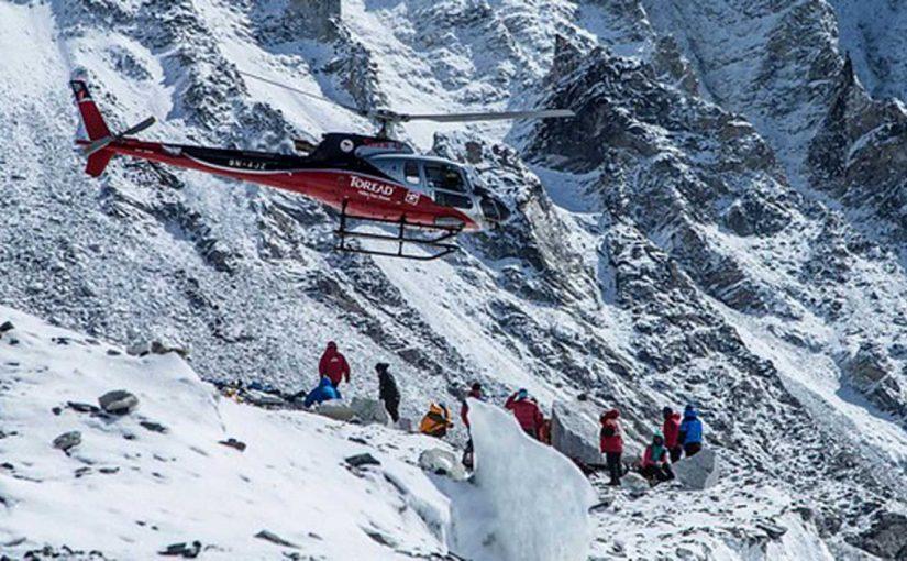 8 Escaladores desaparecidos en el Himalaya Indio son hallados Muertos, según las autoridades Indias