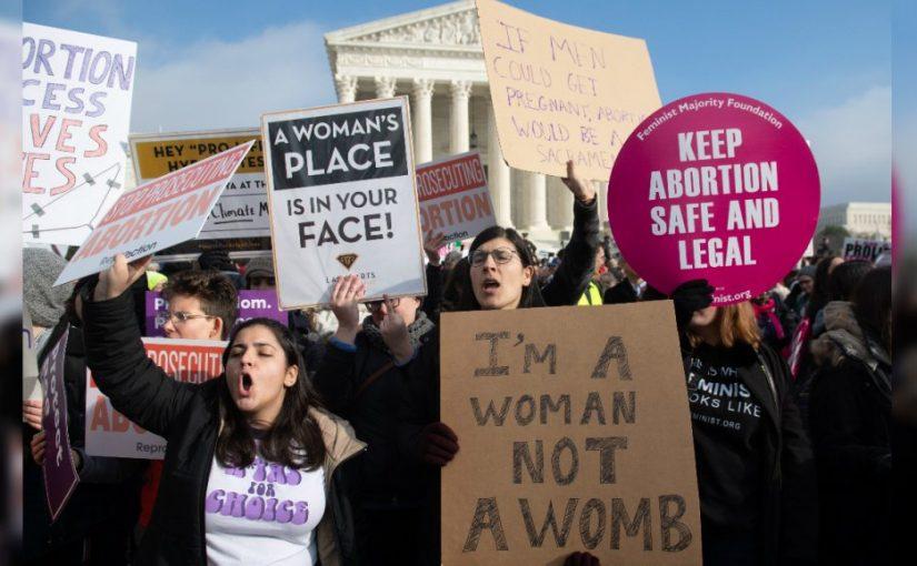Las empresas dicen que las restricciones al aborto en EE.UU. son 'malas para los negocios'