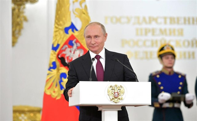 Caso Rusia Golunov: Putin saca a los altos cargos de la policía de Moscú