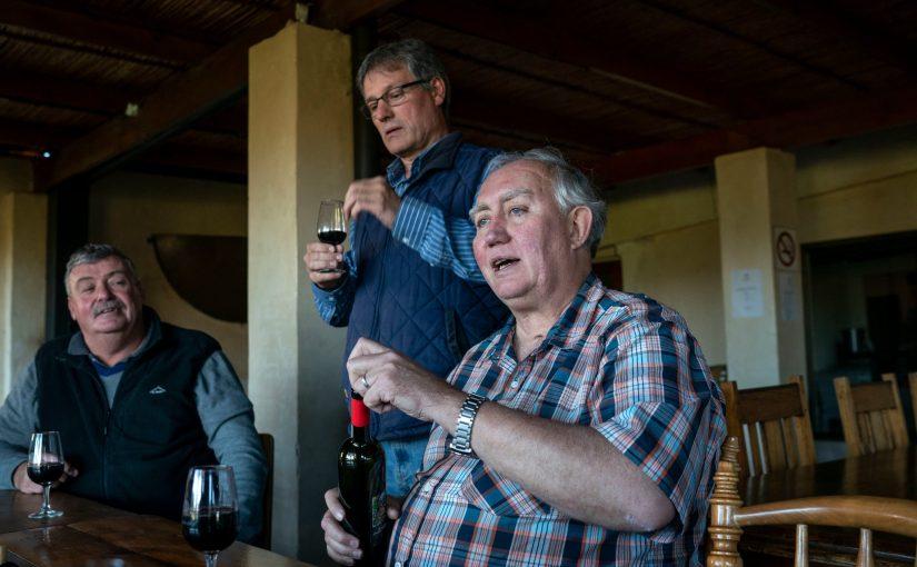 Un viticultor sudafricano en disputa por la tierra es asesinado a tiros