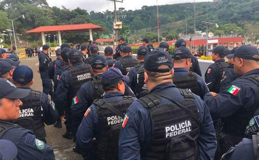 México desplegará fuerzas en la frontera con Guatemala