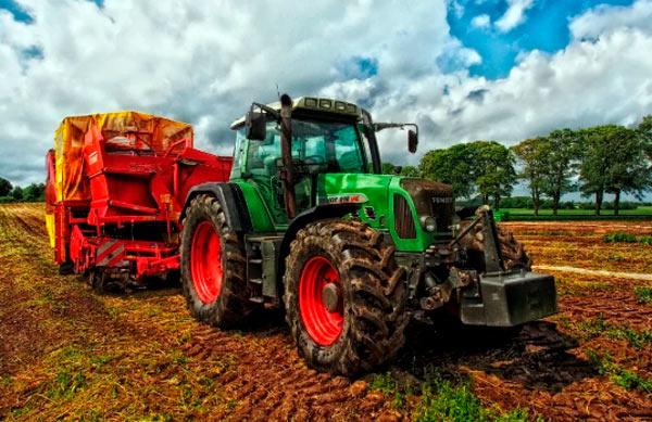 recambios para tractores