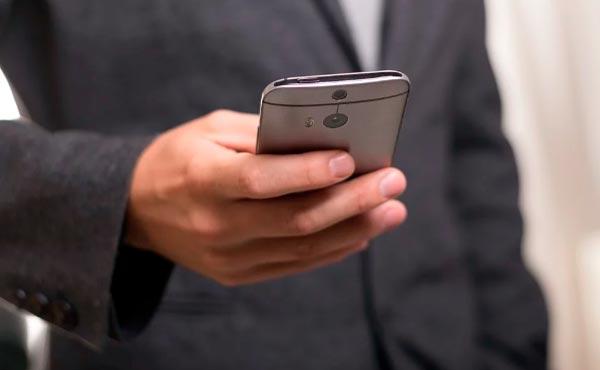 Rastreadores de smartphones